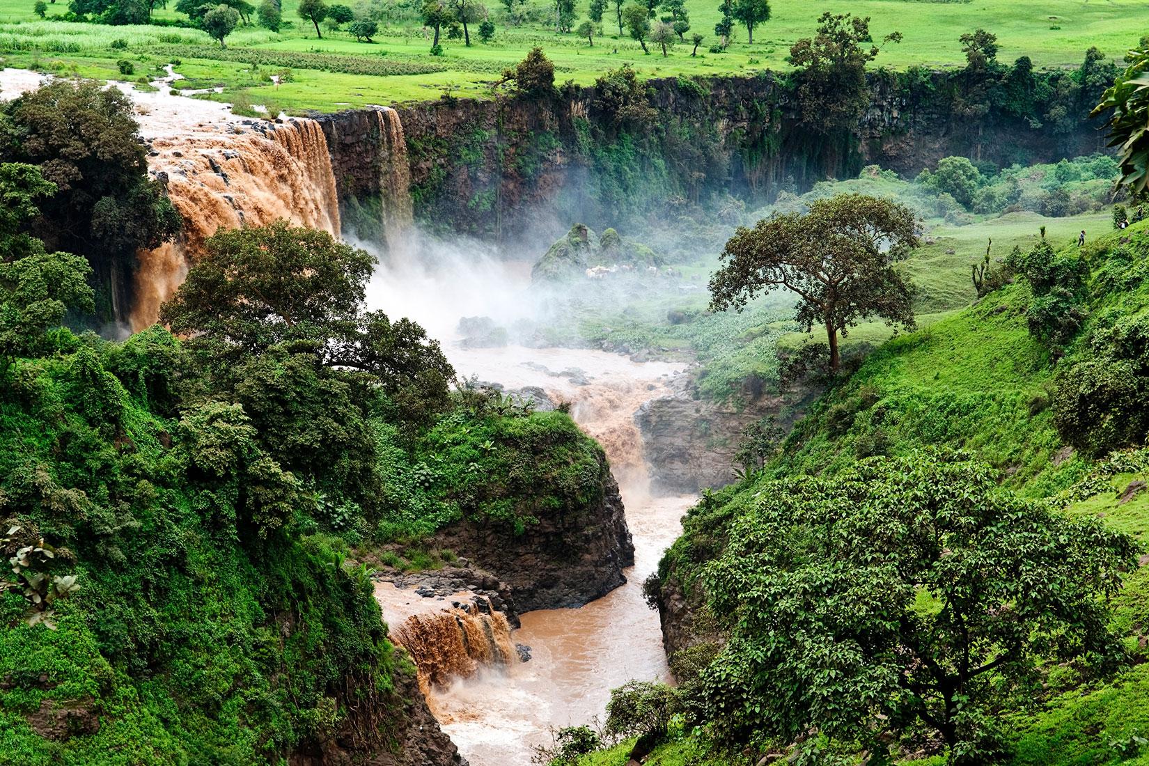 ナイル川の水争い―大エチオピア・ルネサンスダムを巡って