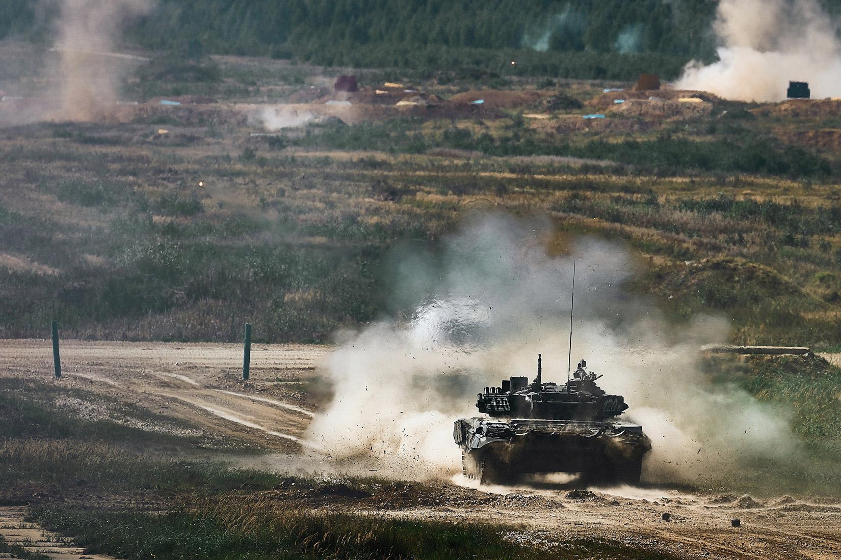 「カフカス2020」演習に見るロシアの「軍事演習外交」