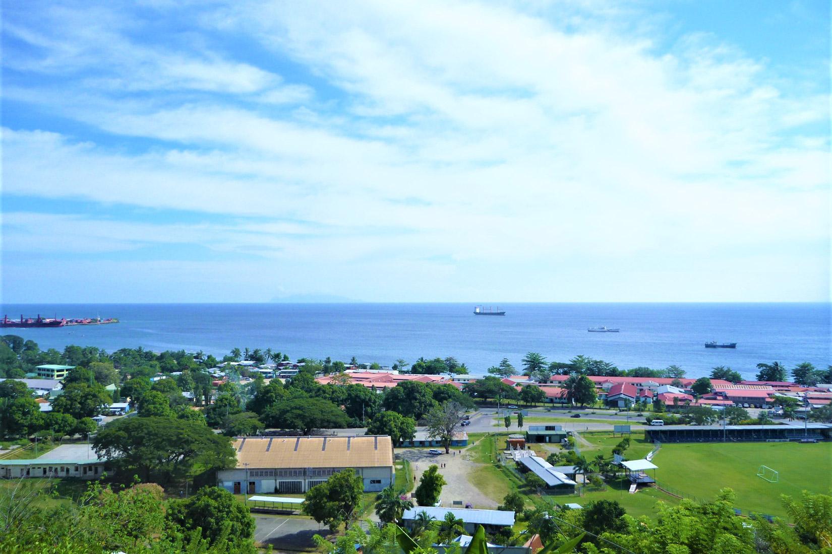 (1)ソロモン諸島