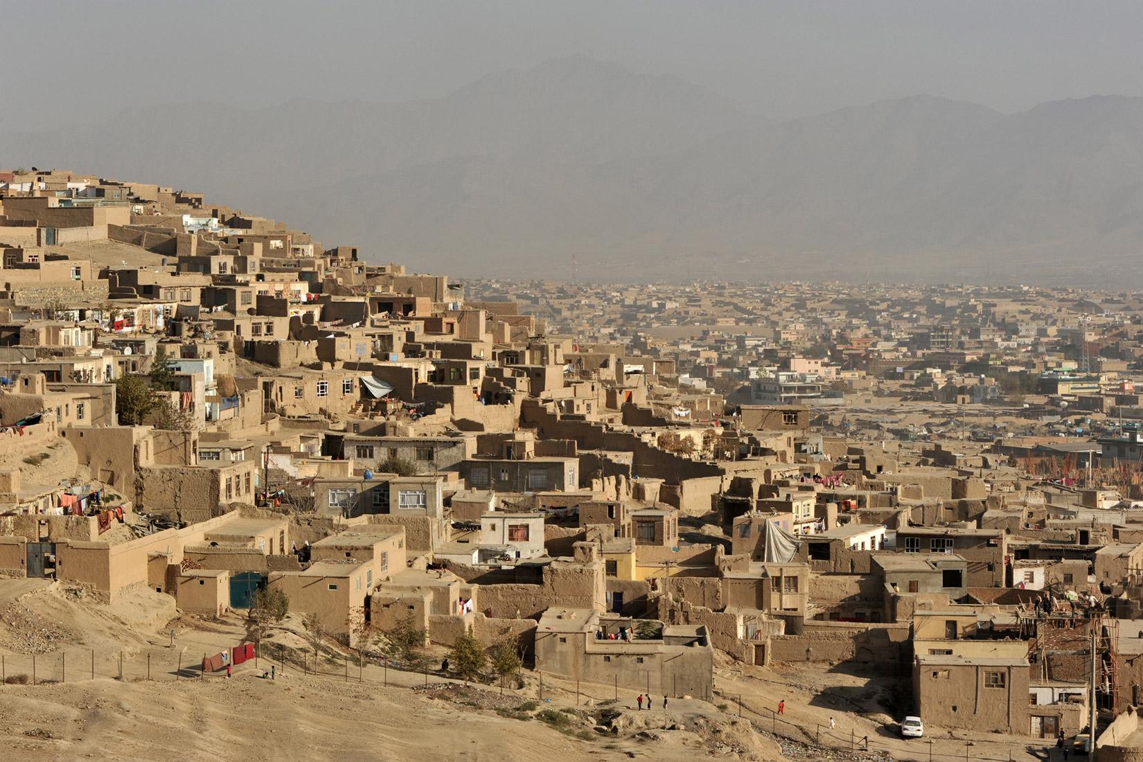 先行きの見えないアフガニスタン情勢