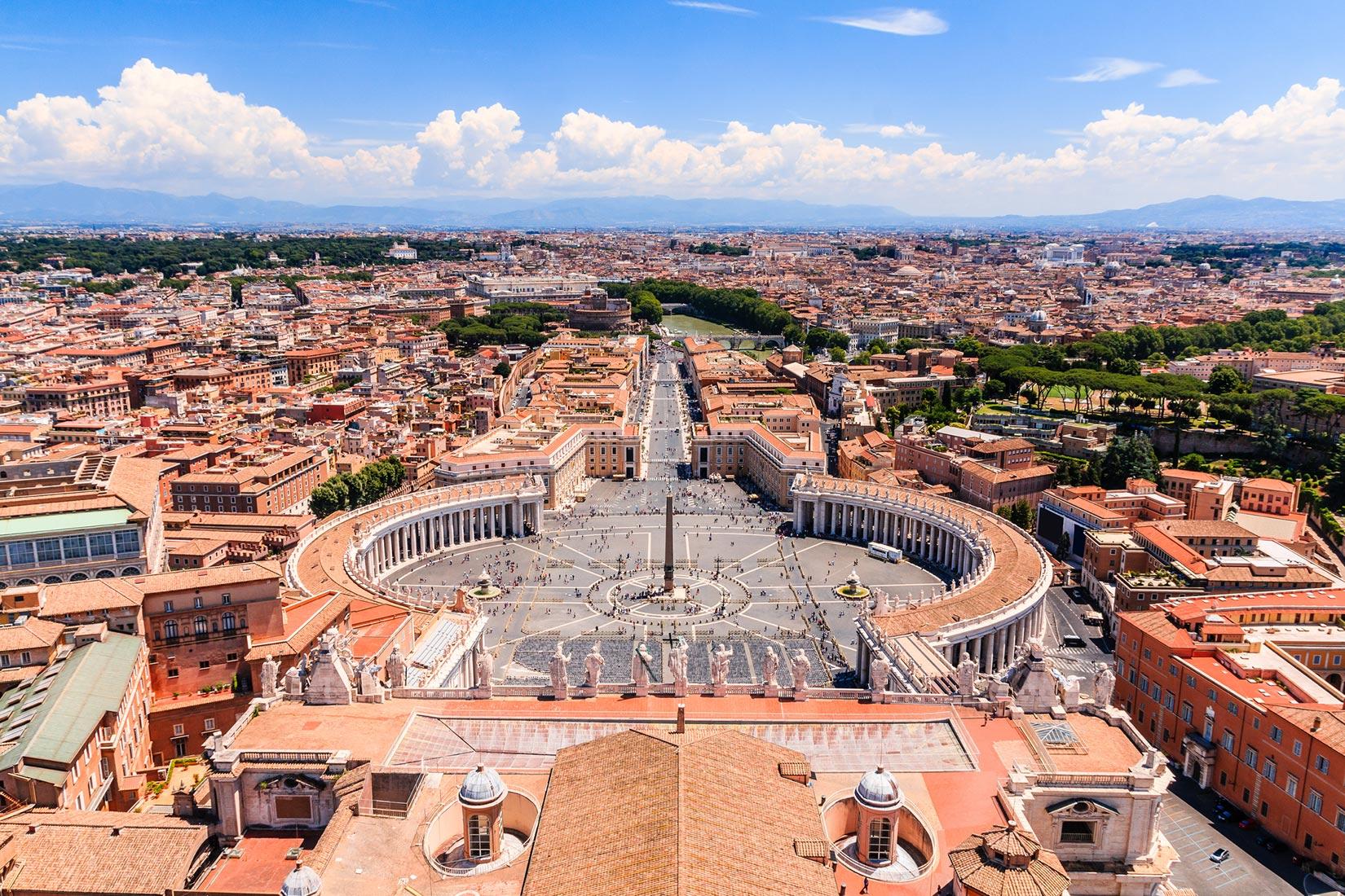 ローマ教皇フランシスコが支える国際秩序