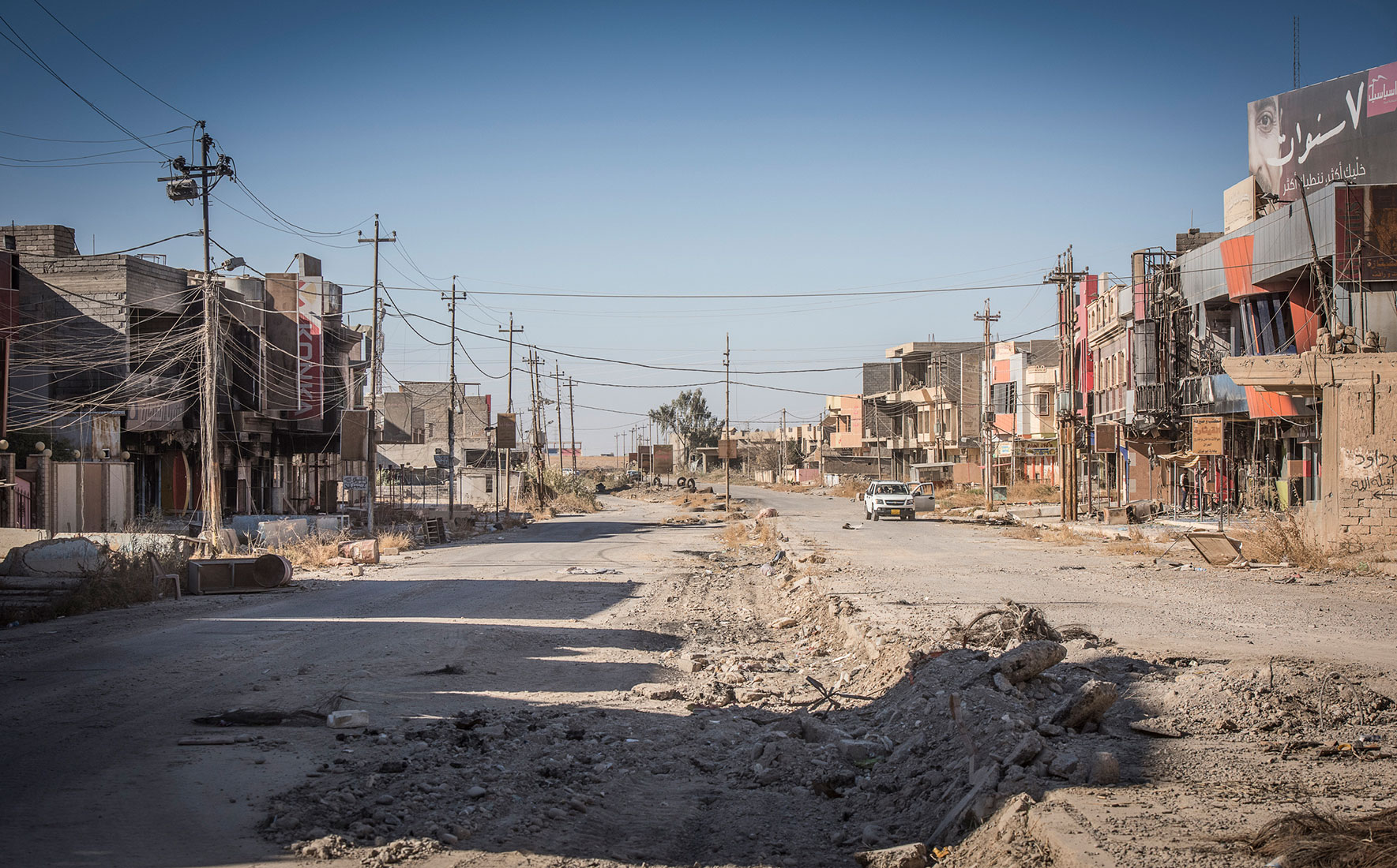 首相を辞任に追い込んだイラクの抗議運動の行方