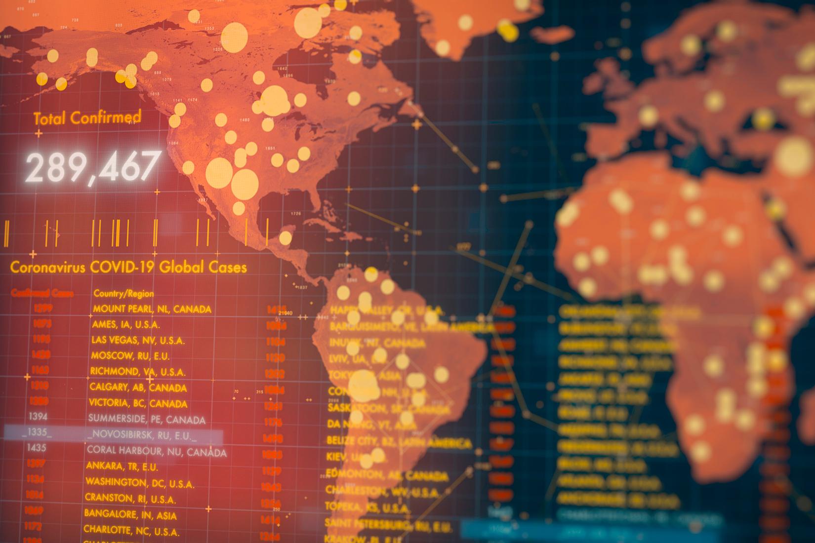 新型コロナ下の国際協力 ― 先進国の結束は示せるか
