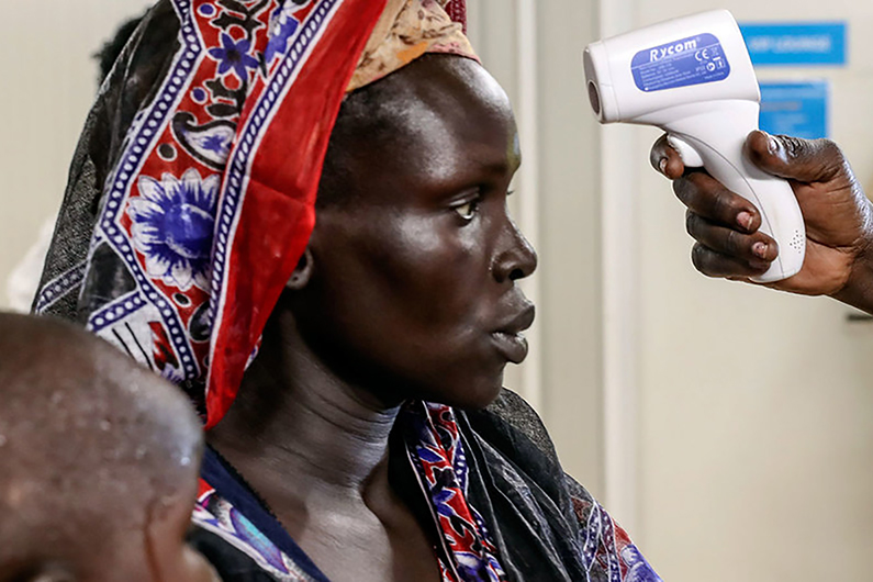 アフリカにおける新型コロナウイルス―感染症の安全保障化