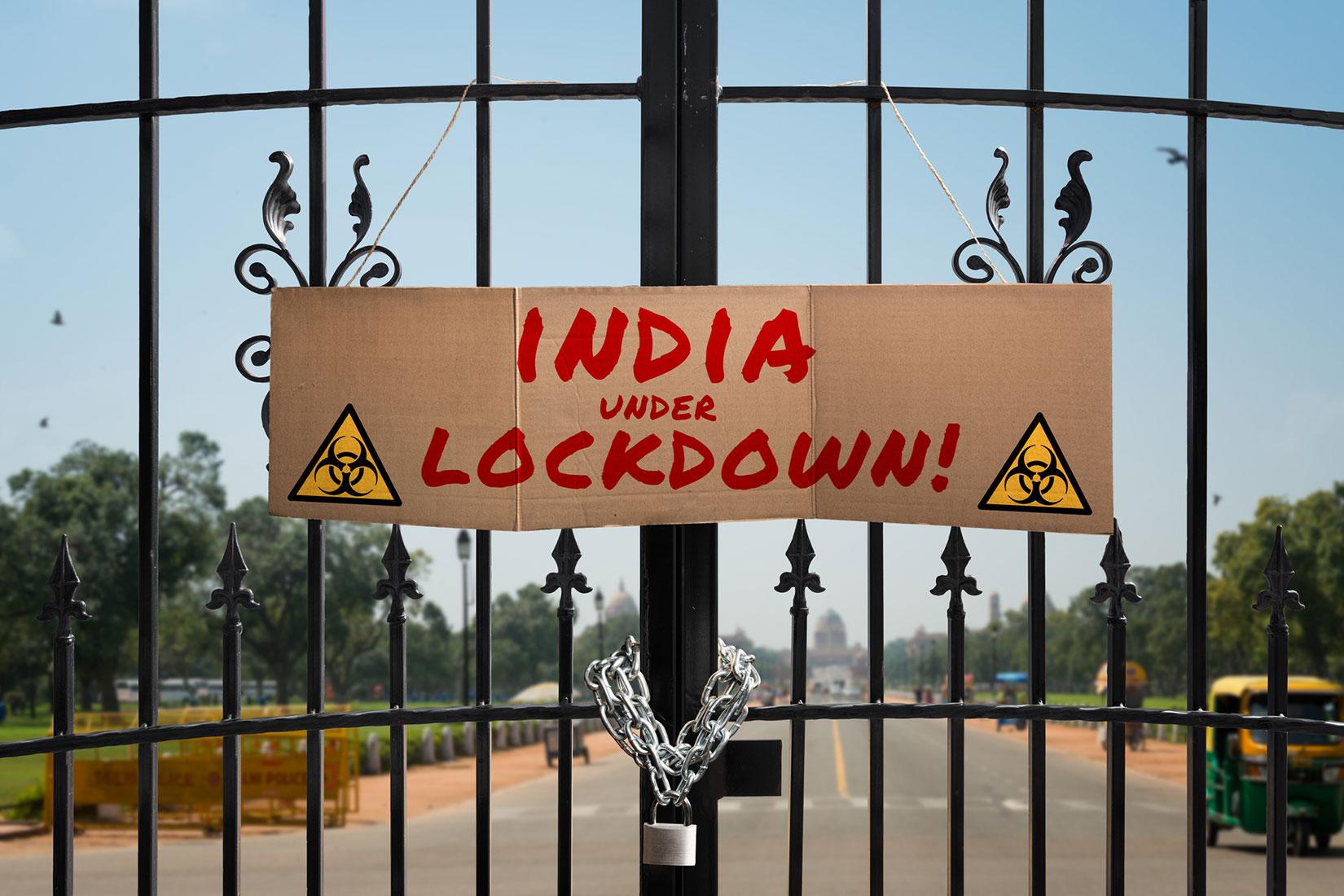 戦略的岐路に立たされるインド:新型コロナ対応と中国の攻勢