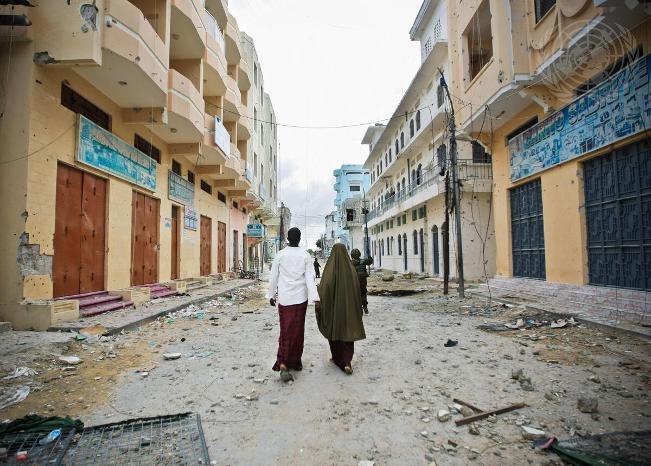 ソマリアと国際安全保障上のリスク