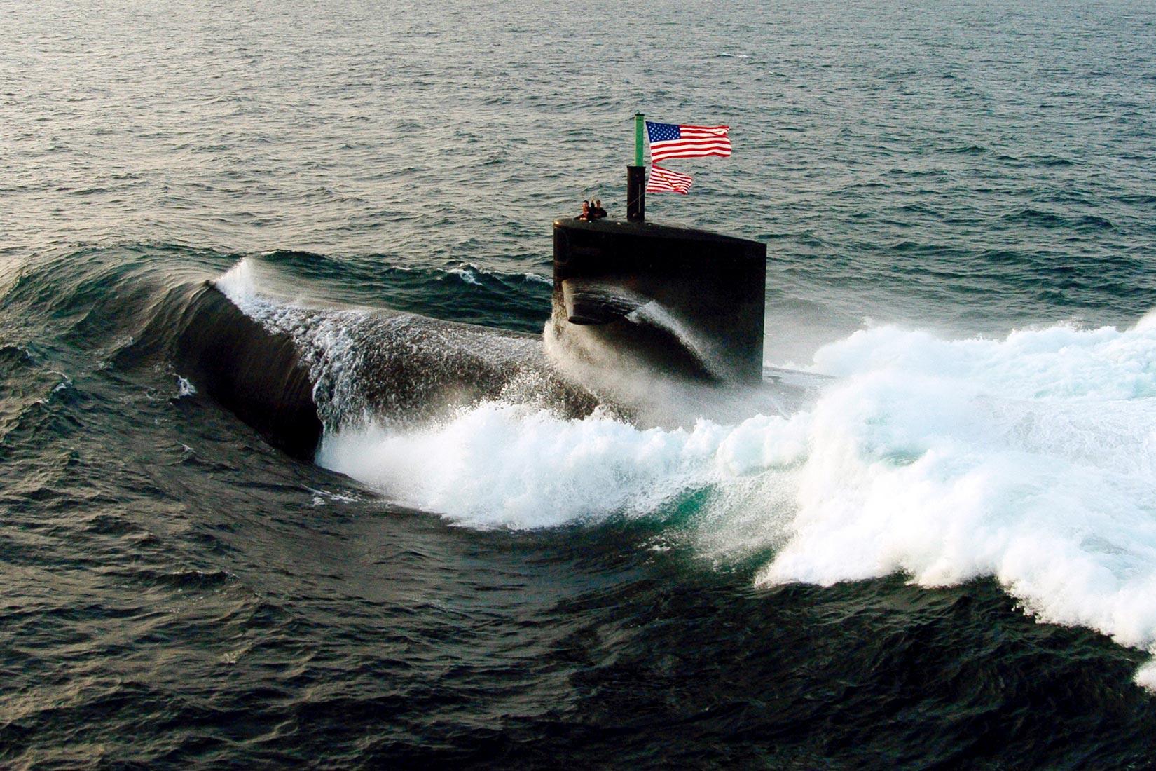 米海軍の新建艦計画と新戦略を読む