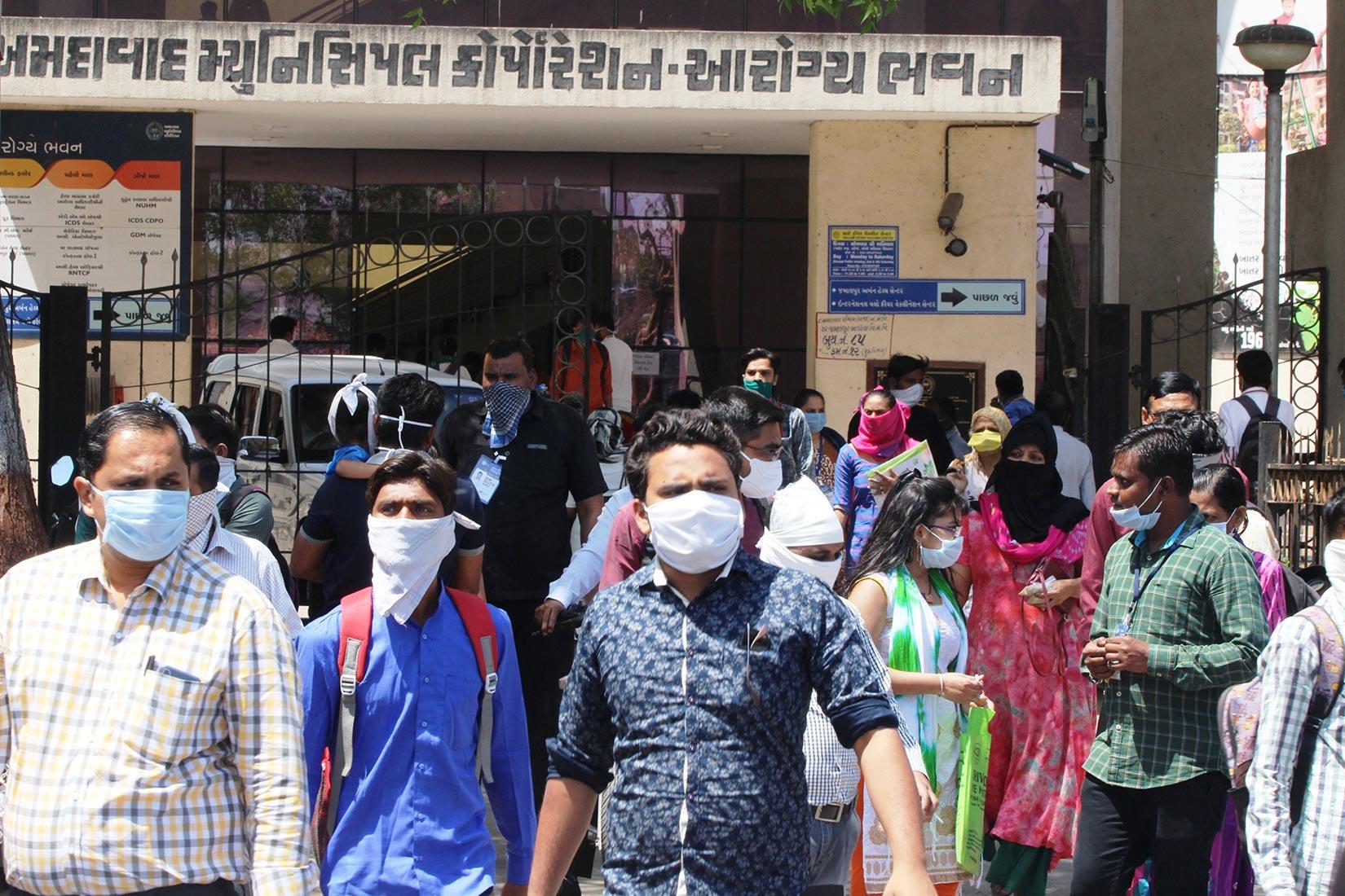 インドのコロナ危機と問われるクアッドの意義