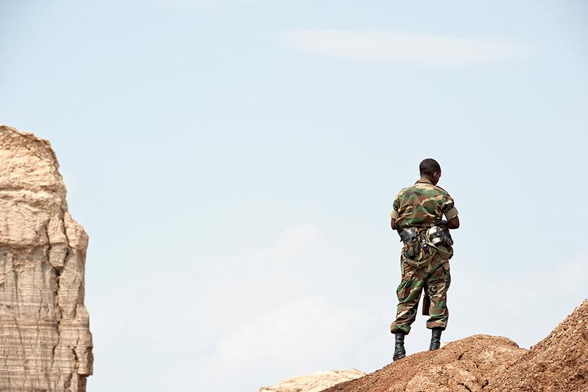 エチオピア・ティグライ紛争とエリトリアの介入-流動化する「アフリカの角」