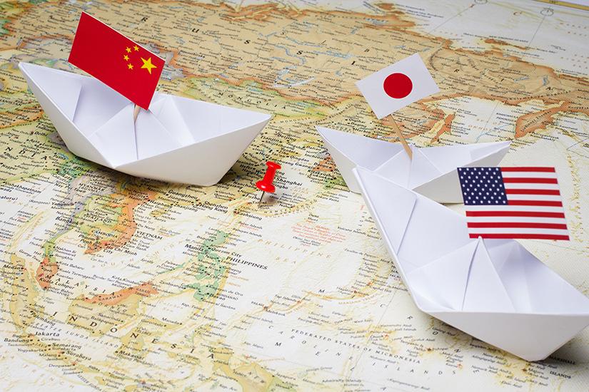 【現実的な対中戦略構築事業 ワーキングペーパー Vol.2】<br>「対中同盟」としての日米同盟 − 何がなされるべきか、何を避けねばならないか −
