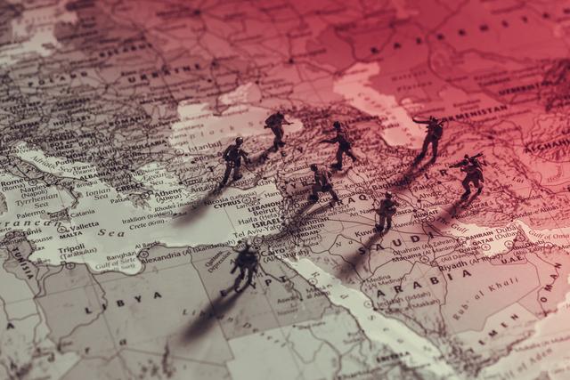 危機的状況にある中東で日本ができること―中東和平とパレスチナへの支援継続
