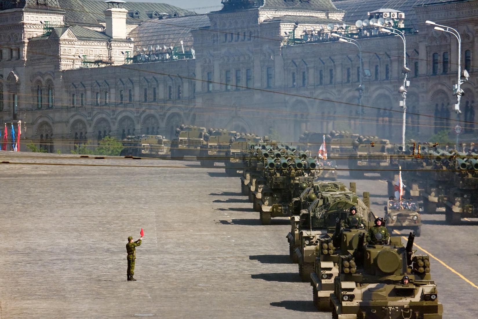 極東におけるロシアの軍事力増強