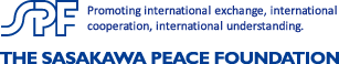 SPFTHE SASAKAWA PEACE FOUNDATION