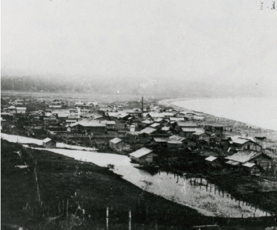 Tomarimura Village, Kunashiri Island