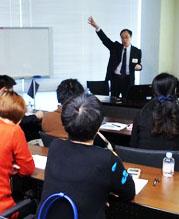 347 コミュニティリーダーの日本研修