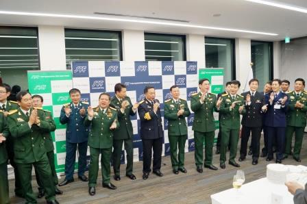 Security Dialogues and Defense Exchanges between Japan and Asian Countries II