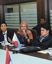 Strengthening Regional Integration in ASEAN through multi-channel Dialogue