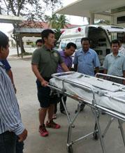 カンボジア救急救命推進