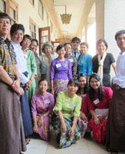 Capacity Enhancement of Myanmar Diplomats toward ASEAN Chairmanship