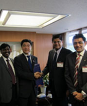 India Japan Strategic Dialogue Project