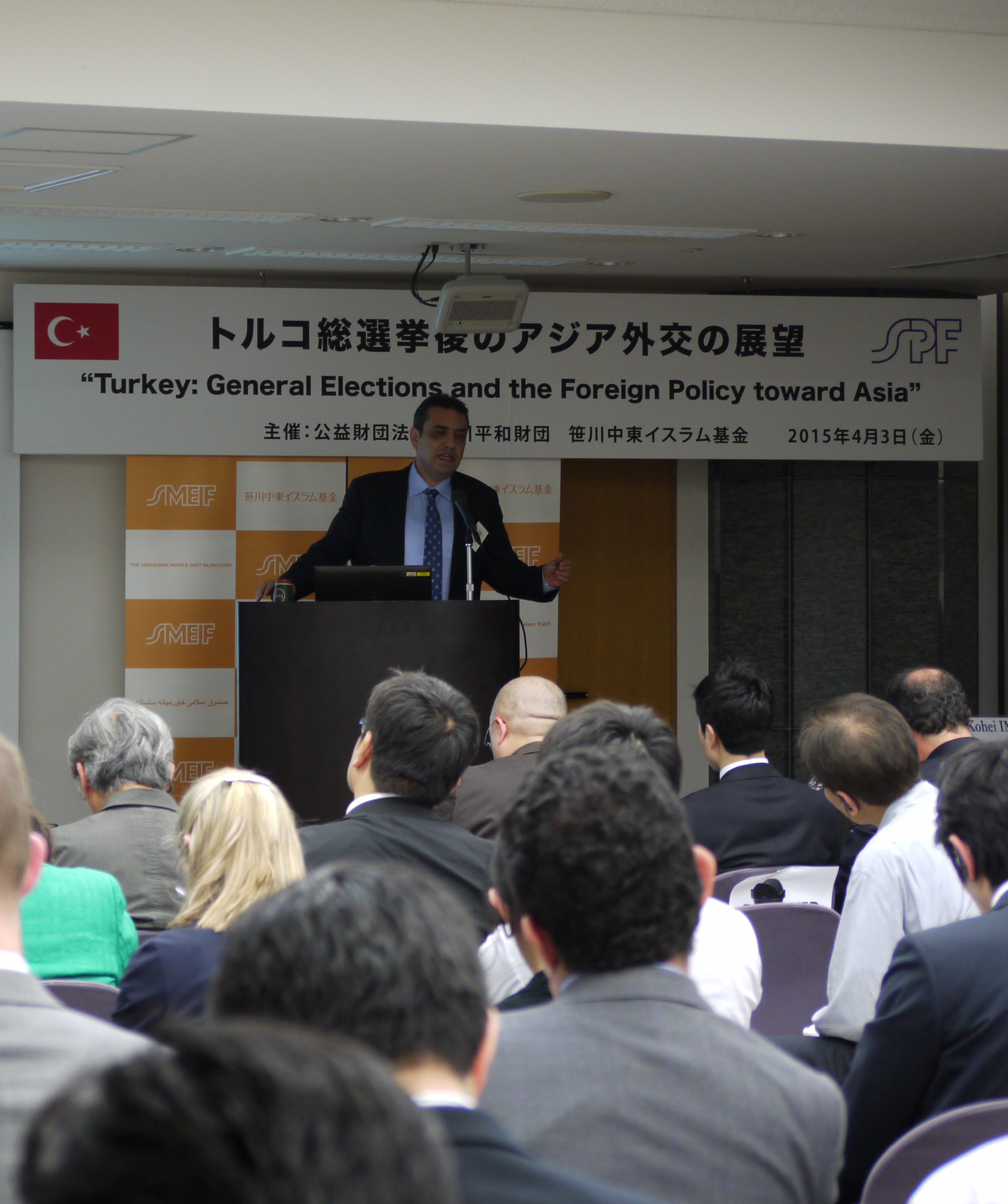 Deepening Mutual Understanding between Japan and the Middle East