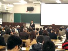 「同志社大学セッション」11月6日(京都)場所:同志社大学