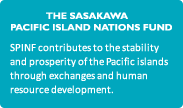 It is intended that it will contribute to the stability and prosperity of the islands beyond the 10,000 that are scattered in the Pacific Ocean.